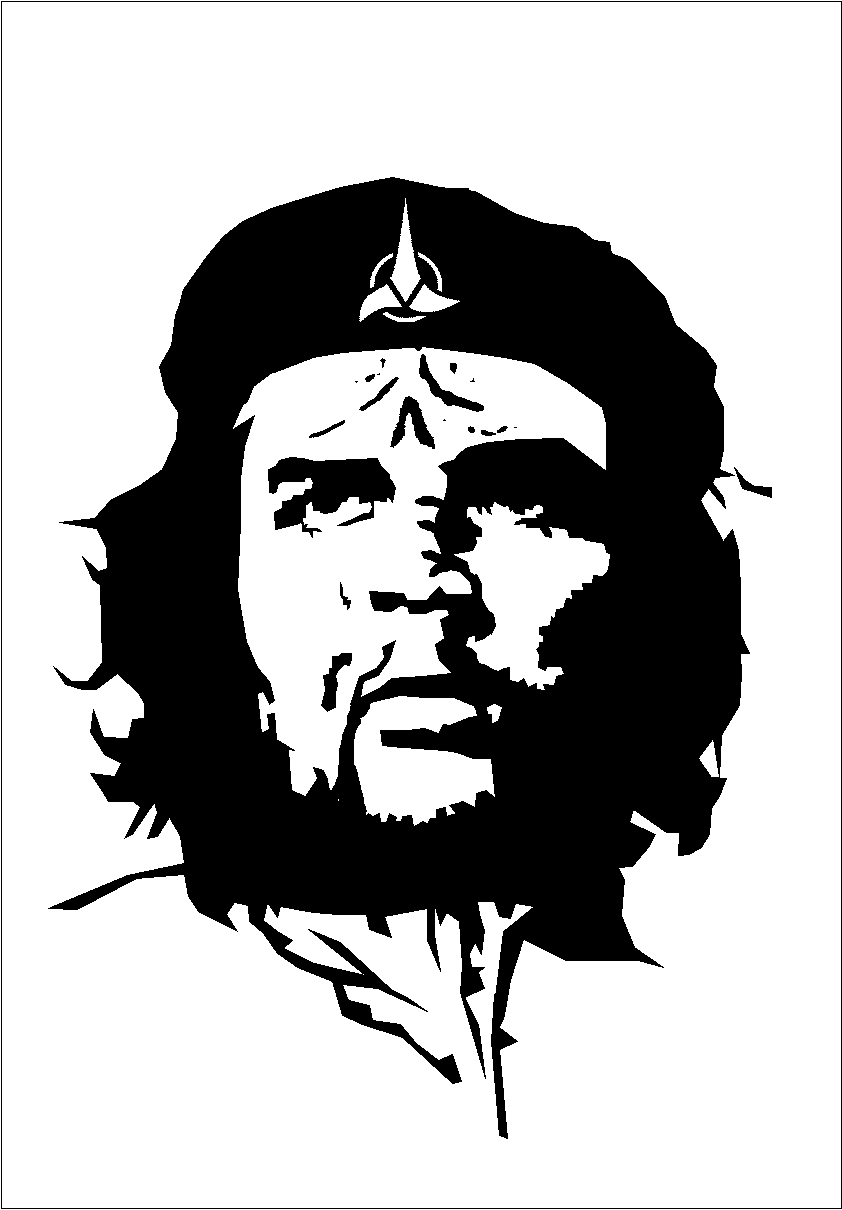 Humour Star Trek en images Klingon%20che%20guevara